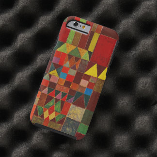 Paul Klee Castle And Sun Abstract Watercolor Art Tough iPhone 6 Case