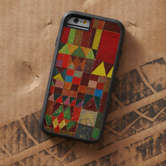 Paul Klee Castle And Sun Abstract Watercolor Art Tough Xtreme iPhone 6 Case