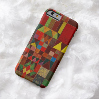 Paul Klee Castle And Sun Barely There iPhone 6 Case