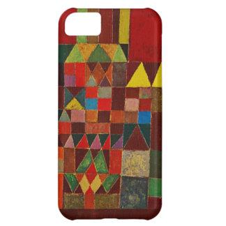 Paul Klee Castle And Sun iPhone 5C Case