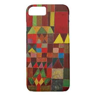 Paul Klee Castle And Sun iPhone 8/7 Case