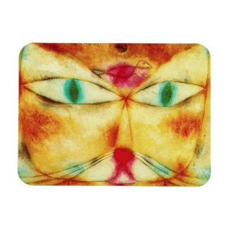 Paul Klee Cat and Bird Magnet
