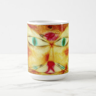 Paul Klee Cat and Bird Mug