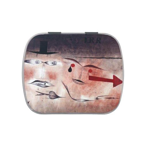 Paul Klee- diecisiete Latas De Caramelos