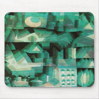 Paul Klee Dream City Mouse Pad