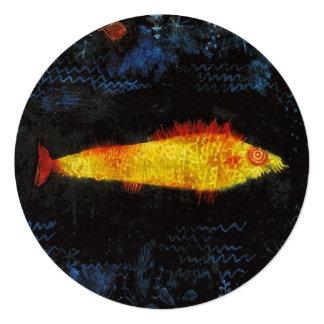 Paul Klee el Goldfish Anuncio
