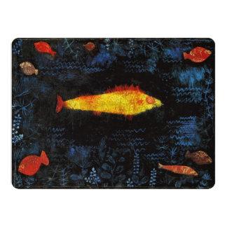 Paul Klee el Goldfish Invitación
