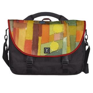 Paul Klee en el estilo de Kairouan Bolsas De Portatil