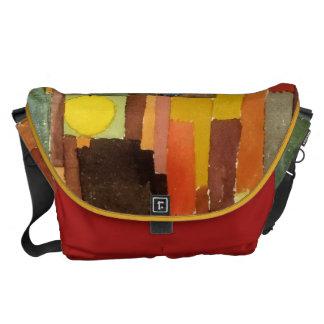 Paul Klee en el estilo de Kairouan Bolsas De Mensajería