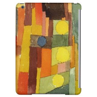 Paul Klee en el estilo de Kairouan
