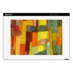 Paul Klee en el estilo de Kairouan Skins Para 38,1cm Portátil