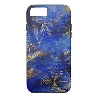 Paul Klee Fairy Tales Abstract Watercolor Art iPhone 8/7 Case
