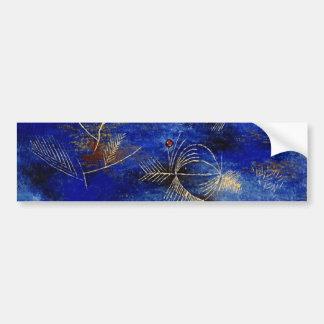 Paul Klee Fairy Tales Bumper Sticker