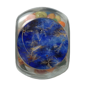 Paul Klee Fairy Tales Jelly Belly Candy Jar