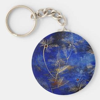 Paul Klee Fairy Tales Keychain