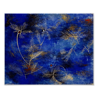 Paul Klee Fairy Tales Poster