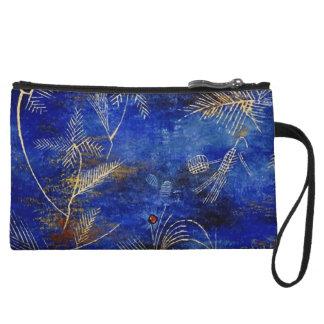Paul Klee Fairy Tales Wristlet Wallet