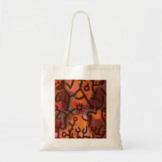 Paul Klee Flora di Roccia Tote Bag