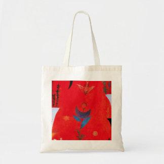 Paul Klee Flower Myth Budget Tote Bag