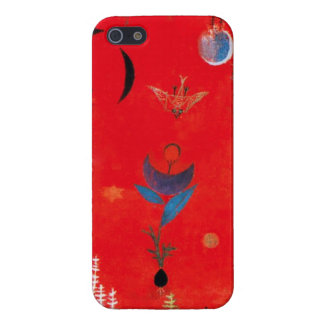 Paul Klee Flower Myth iPhone 5 Case