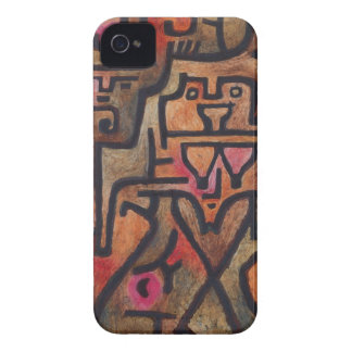 Paul Klee - Forest Witches iPhone 4 Case