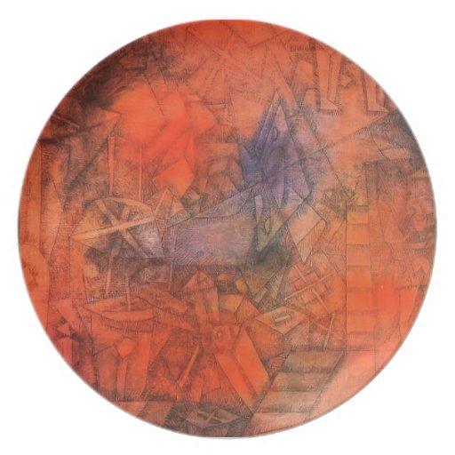 Paul Klee- Groynes Plato De Cena