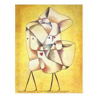Paul Klee - hermanos Tarjetas Postales
