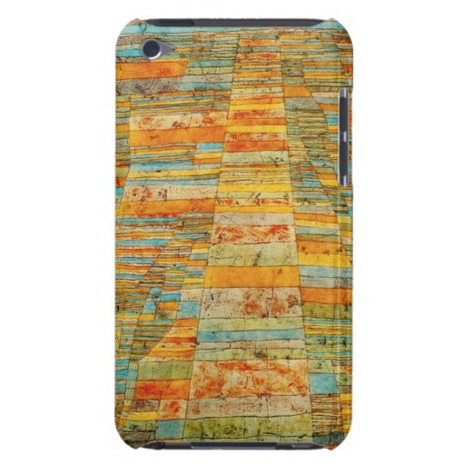 Paul Klee Highways and Byways iPod Touch Case