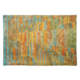 Paul Klee Highways and Byways Placemat