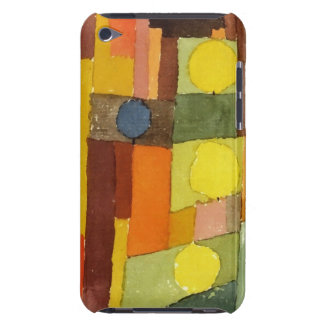 Paul Klee In The Style Of Kairouan iPod Touch Case-Mate Case