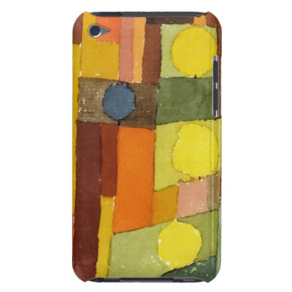 Paul Klee In The Style Of Kairouan iPod Touch Cover