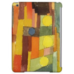 Paul Klee In The Style Of Kairouan Watercolor Art iPad Air Case