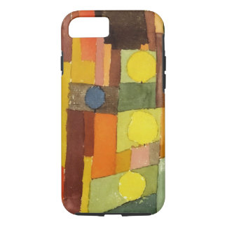 Paul Klee In The Style Of Kairouan Watercolor Art iPhone 8/7 Case