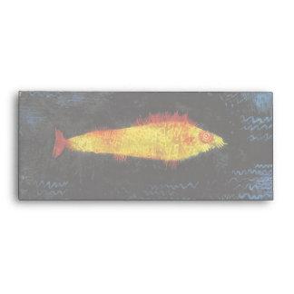Paul Klee los pescados de oro del oro de los Sobre