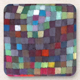 Paul Klee May Picture Beverage Coaster