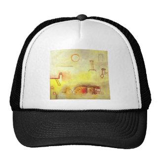 Paul Klee: Reconstrucción Gorro