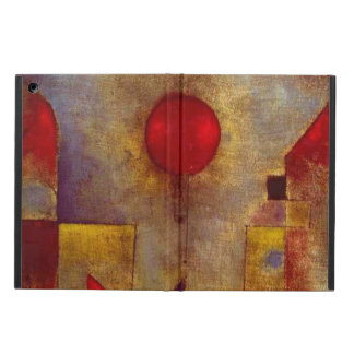 Paul Klee Red Balloon Colorful Abstract iPad Air Cover