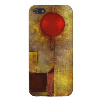 Paul Klee Red Balloon iPhone 5 Case