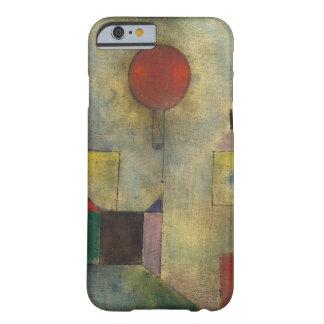 Paul Klee Red Balloon iPhone / iPad case