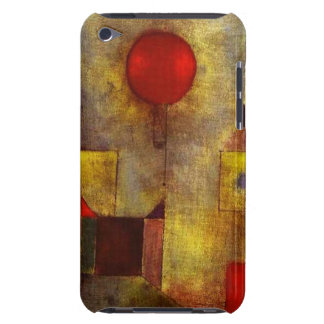 Paul Klee Red Balloon iPod Touch Case