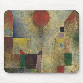 Paul Klee Red Balloon Mousepad