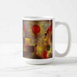 Paul Klee Red Balloon Mug