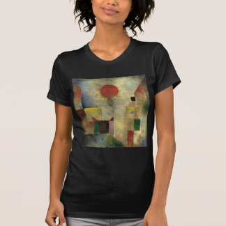 Paul Klee Red Balloon T-Shirt