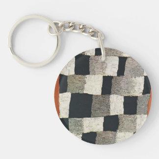 Paul Klee- rítmico (rítmico) Llaveros