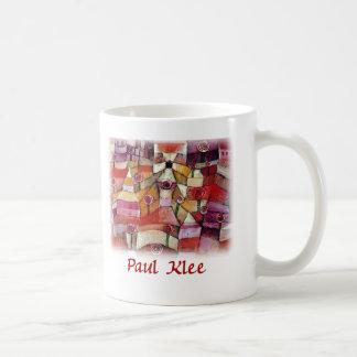 Paul Klee - Rose Garden Coffee Mug