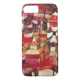 Paul Klee Rose Garden iPhone 7 case