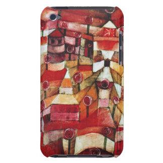 Paul Klee Rose Garden iPod Touch Case