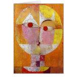Paul Klee - Senecio Felicitación