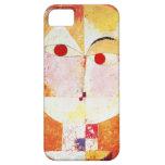 Paul Klee Senecio iPhone Case iPhone 5 Cover