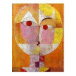 Paul Klee - Senecio Postal